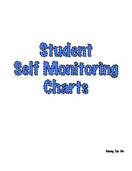Student Progress Charts