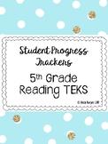 Student Progress Tracker for Reading
