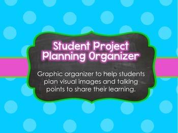 Student Project Planning Organizer
