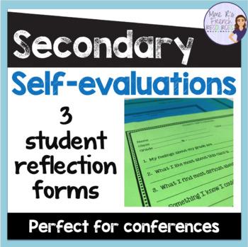Student Self-Evaluation