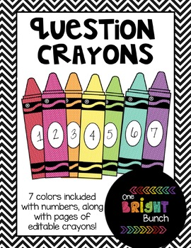 Student Question Crayons