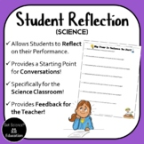 Student Questionnaire for Parent Conferences