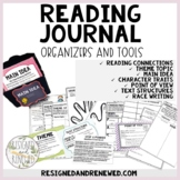 Student Reading Anchors for Notebooks