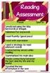Student Reading Assessment Tool for Teachers