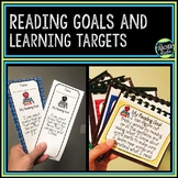 Student Reading Goals Collection:  Learning Targets for Focused Instruction