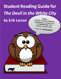 Student Reading Guide for The Devil in the White City by E