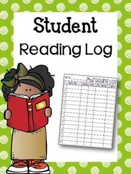 Student Reading Log (A.R.)