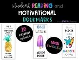Student Reading & Motivational Bookmarks