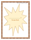 Student Recipe Book Title Page
