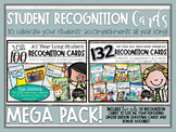 Student Recognition Cards MEGA PACK with BONUS GOODIES!