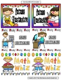 Student Recognition Labels for Necklaces