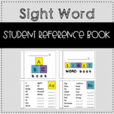 Student Reference Dolch Sight Word Books