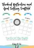 Student Reflection & Goal Setting Scaffold - A4