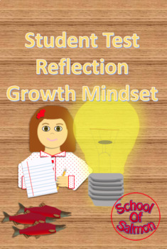 Student Reflection - Math Test