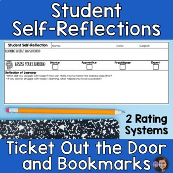 Student Reflection of Learning Formative Assessment