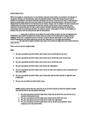 Student Release Form - Print and Online Content