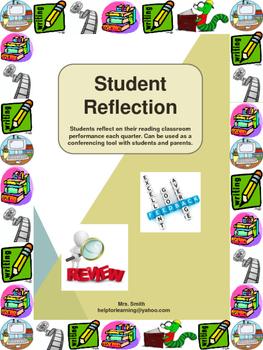Student Quarter Reflection