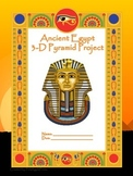 Student Research Ancient Egypt 3-D Pyramid Project History Assessment