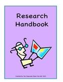 Student Research Handbook