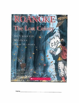 Student Response Journal and Discussion Points for Roanoke