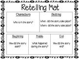 Student Retelling Mat