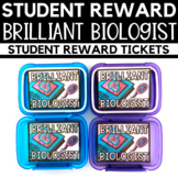 Student Reward - Brilliant Biologist