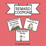 FREE Student Reward Coupons- Just Print & Use (NO PREP)
