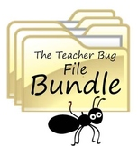 Student Reward File Bundle