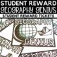 Student Reward - Geography Genius