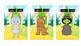 Student Reward Punch card: Wizard of Oz theme
