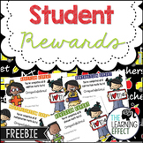 Student Rewards | FREE