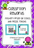 Student Rewards - QR Codes