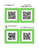 Student Rewards with QR Codes