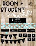 Student & Room Tracker