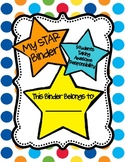 Student STAR Binder Cover