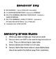 Student Schedule and Behavior Schedule
