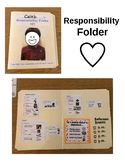Student Schedules and Responsibility Folders