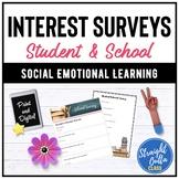 Student School Interest Survey   Google Classroom   Distan