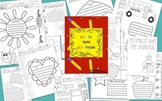 Student School Year Scrapbook