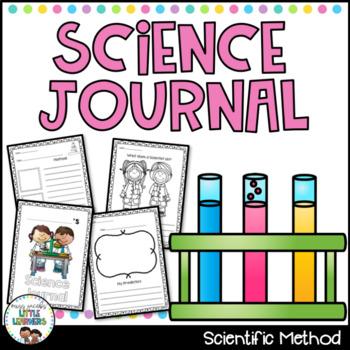 Science Journal {Scientific Method}