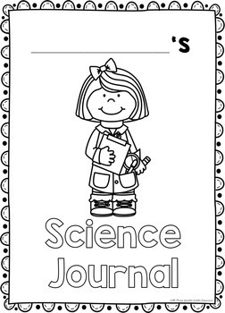 Science Journal {Scientific Method}
