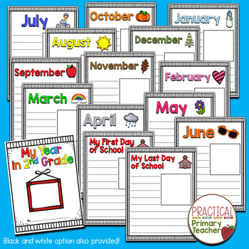 Bulletin Board Printables 2nd and 3rd Grade
