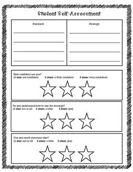 Student Self Assessment
