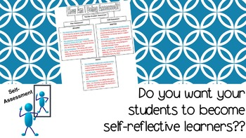 Student Self-Assessment Charts