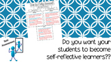 Student Self-Assessment Charts