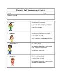 Student Self- Assessment Checklist