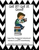 Student Self-Assessment Pack