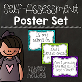 Student Self-Assessment Posters