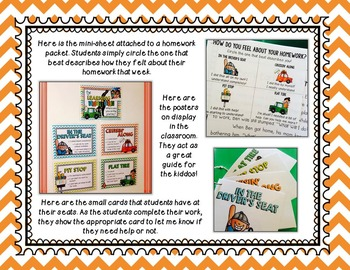 Formative Assessment: Student Self Assessment Posters & More -Learning Road Trip
