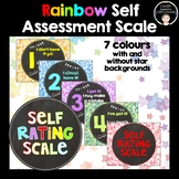 Student Self Assessment (Rating) Scale